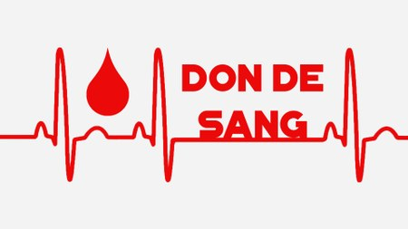 Calendrier du Don de sang
