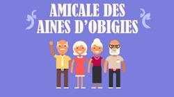 Amicale des aînés d'Obigies : Jeux de cartes divers & Gouter