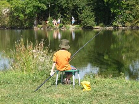 Stage de pêche pour les 11/14 ans