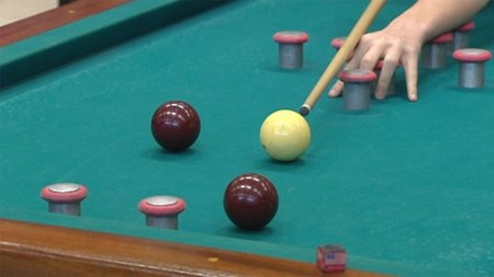 Tournoi de Billard à l'Escale