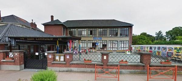 Ecole communale de Pecq