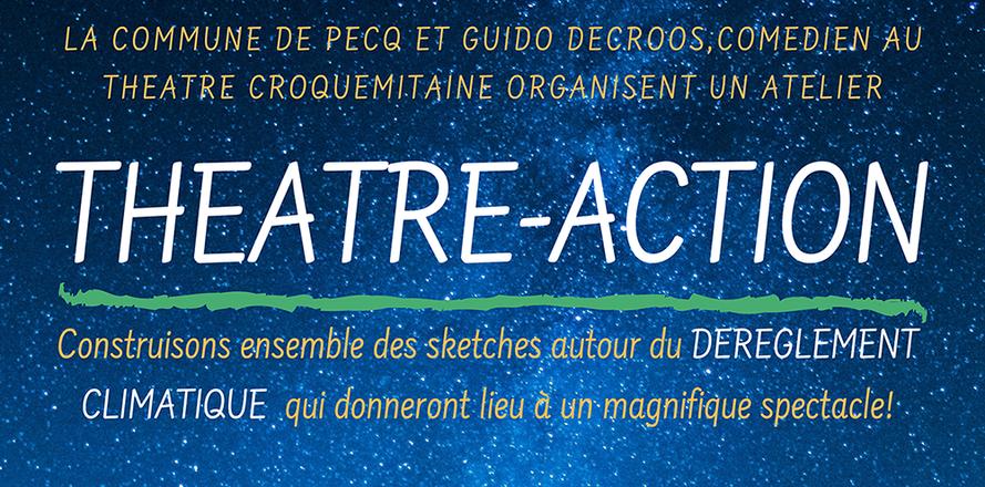 Atelier théâtre-action